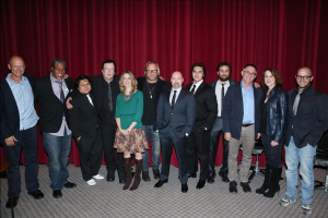 The Showrunners Panel & Filmmakers at the TV Academy LA Premiere
