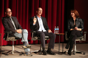 Damon Lindelof (Lost, The Leftovers), Mike Royce (Men Of A Certain Age, Enlisted) & Janet Tamaro (Rizzoli & Isles)